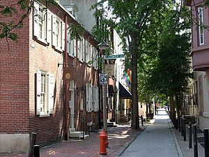 Camac street Philadelphia