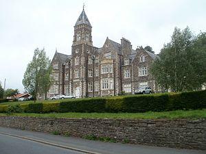 Thomas Thomas (architect) - Brecon Congregational Memorial College