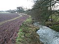 Cameron Burn and fields by Gilmerton - geograph.org.uk - 87031.jpg