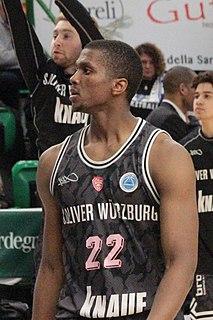 American basketball player (1988-)