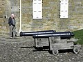 Cannons at Scarborough Castle - geograph.org.uk - 1778215.jpg