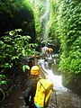 Canyoning Bali - Adventure & Spirit - Tamata into the gorgel.jpg