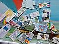 Cards for Hirshhorn Wish Tree.JPG
