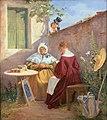 Carl Spitzweg - Der Liebesbrief (1845-1846).jpg