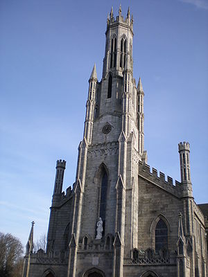 Roman Catholic Diocese of Kildare and Leighlin - The Cathedral of the Assumption, Carlow.
