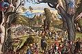 Carpaccio, crocifissione e apoteosi dei diecimila martiri del monte ararat, 1515, da s.antonio di castello 03.JPG