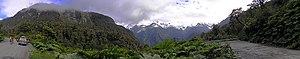 Queulat National Park - Cuesta Queulat - Queulat National Park.