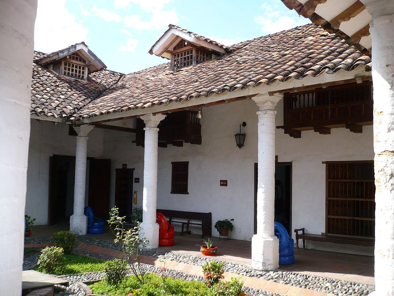 File casa del virrey 4 cartago valle colombia jpg - Casas mollet del valles ...