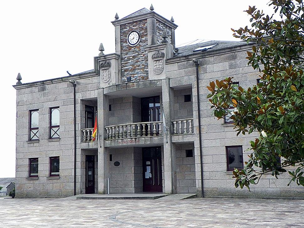 Casa do concello, A Pastoriza