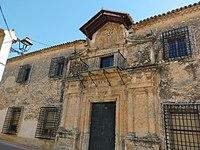 Casa palacio La Sevillana, Sisante.jpg