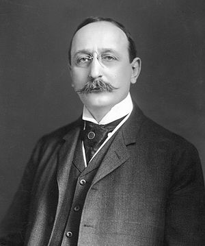 Cass Gilbert - Gilbert in 1907