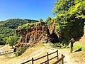 Castel d'Aiano (BO) - Grotte di Labante e Cascata - 2017 A.jpg