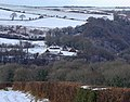 Castell Henllys in the snow - geograph.org.uk - 1152602.jpg