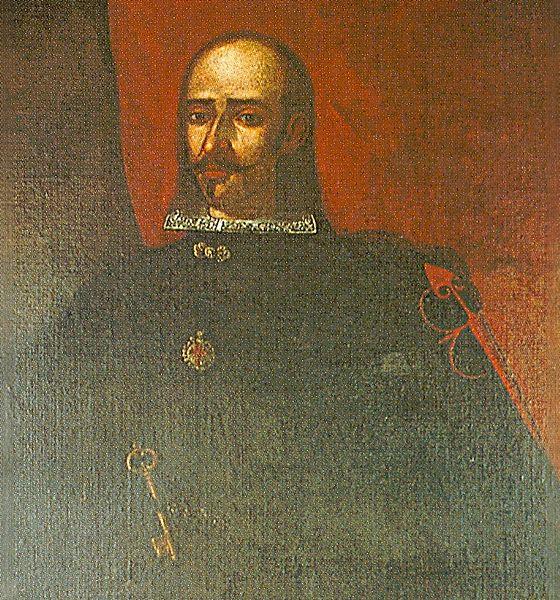 Baltasar de la Cueva Enríquez.