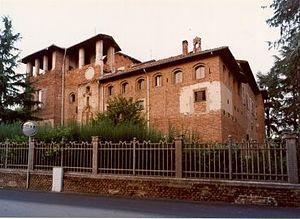 Brianza - Lampugnani castle, Sulbiate.