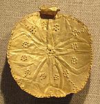 Castello di bodrum, museo, dischi dorati, arte canaanita, 05.JPG