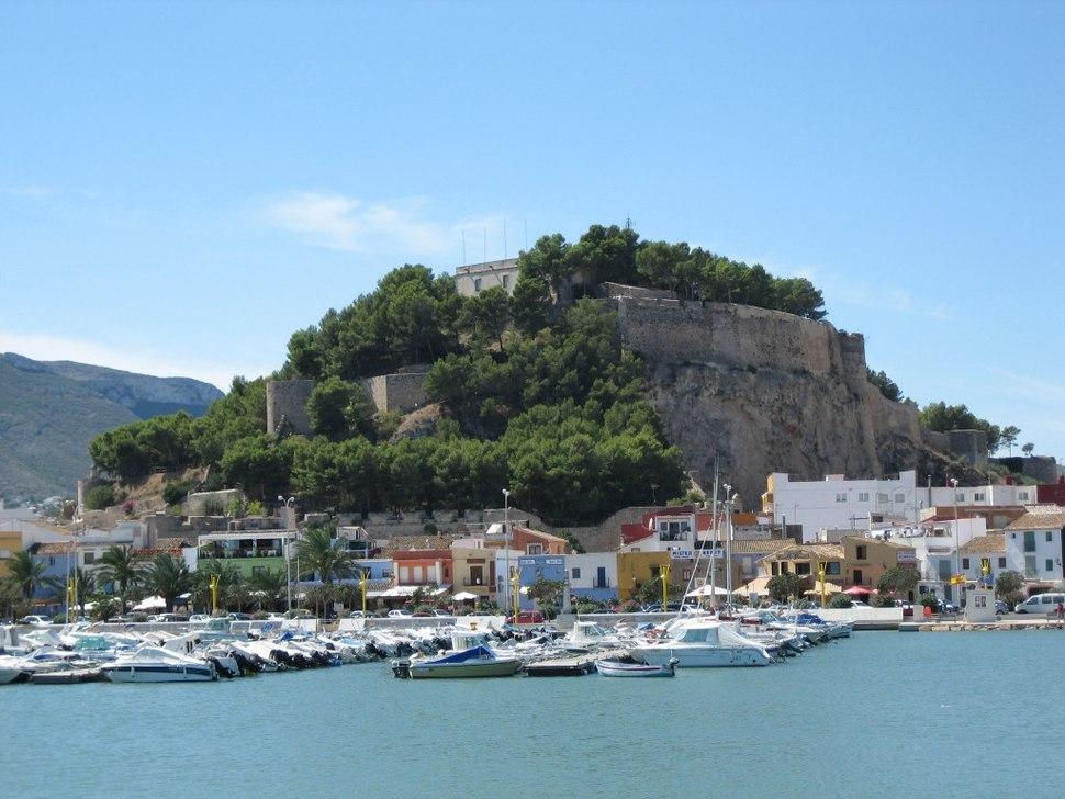 Castillo de Denia