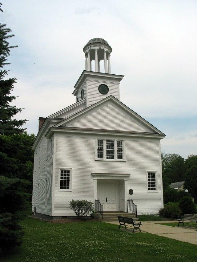 Castleton Vermont 20040701