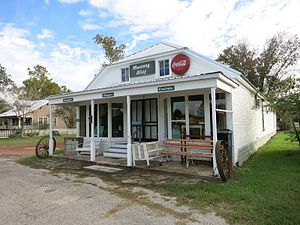 Cat Spring, Texas - Image: Cat Spring TX Antiques