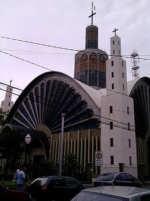 Roman Catholic Diocese of Ponta Grossa - Cathedral of St. Ann