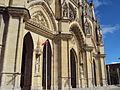 Cathédrale Sainte-Croix Orléans portal.JPG