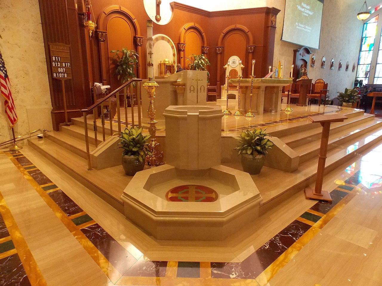 File:Cathedral Of Saint Ignatius Loyola   Palm Beach Gardens (15).JPG