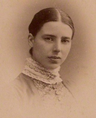 Catherine Courtney, Baroness Courtney of Penwith - Catherine Courtney in 1883