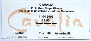cavalia tickets