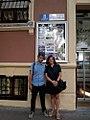 Celia Mayer y García Castaño visitan el Espacio de Igualdad María Zambrano (02).jpg