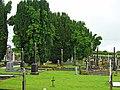 Cemetery, Edgeworthstown, Co. Longford - geograph.org.uk - 1389366.jpg