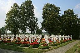 Cemetery in Ralbitz