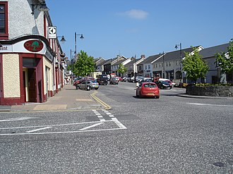 Markethill - Image: Central Markethill County Armagh Northern Ireland