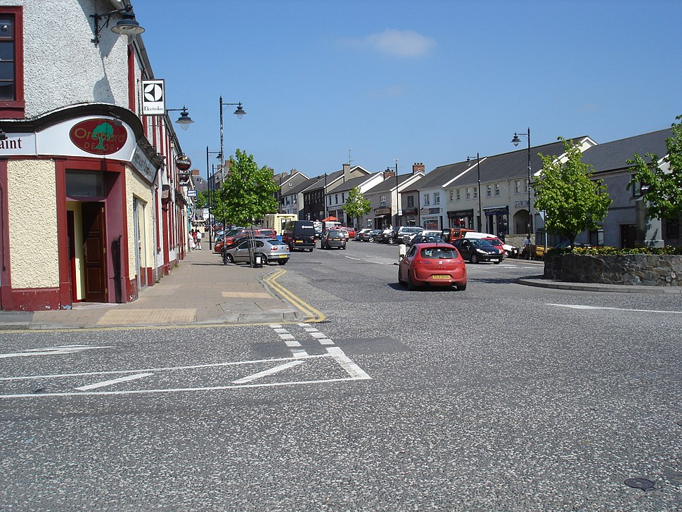Central Markethill County Armagh Northern Ireland