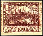Ceskoslovensko1918hradcany100h-typeBdoubleprint.jpg