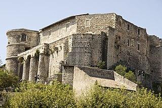 Château de la Voulte-sur-Rhône