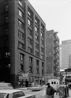 Chapin and Gore Building - Image: Chapin & Gore Building, 63 East Adams Street, Chicago (Cook County, Illinois)