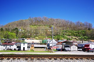 Chapmanville, West Virginia Town in West Virginia, United States
