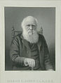 Charles Darwin engraving by C. Cook after Elliott & Fry, 1899.jpg
