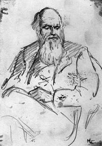 Charles Darwin sketch by Marion Collier, 1878.jpg