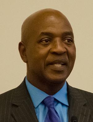 Charles Ogletree - Ogletree at Harvard Law School, September 2014