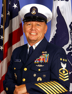 Excelsior College - Alumnus Charles W. Bowen, 10th Master Chief Petty Officer of the Coast Guard