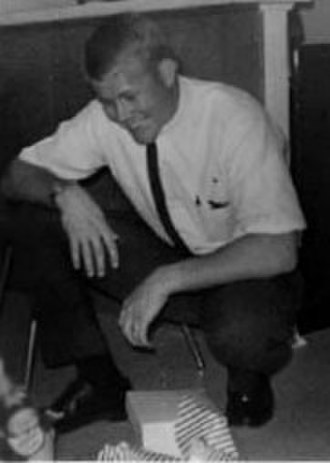 Charles Whitman - Whitman around 1959 (age 18)
