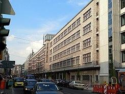 Entfernungsmesser Berlin : Nürnberger straße berlin u wikipedia