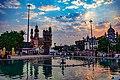 Charminar from Mecca Masjid.jpg
