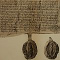 Charters, bulls and other documents relating to the abbey of Inchaffray, chiefly from the originals in the charter chest of the Earl of Kinnoull; (1908) (14773717615).jpg