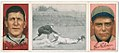 Chas. Phillippe-George Gibson, Pittsburgh Pirates, baseball card portrait LCCN2008678428.jpg