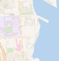 Chase Center, San Francisco – Map, April 2016 (zoom).png