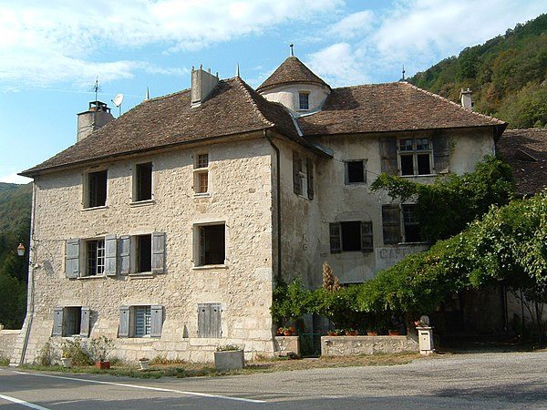 Photo de la ville Rossillon