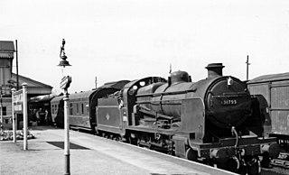 Cheltenham Spa Malvern Road railway station