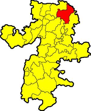 Kunashaksky District - Image: Chelyabinskaya oblast Kunashaksky rayon
